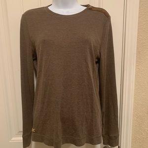 Ralph Lauren Long Sleeve T-Shirt with Accents
